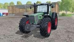 Fendt Favorit 824 Turboshift front weight para Farming Simulator 2015