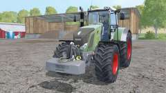 Fendt 828 Vario weight para Farming Simulator 2015