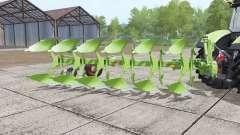 Dowdeswell 125 MA retexture para Farming Simulator 2017