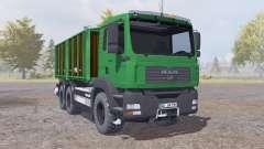 MAN TGA tipper para Farming Simulator 2013