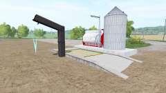 Multi Interim Storage v2.0 para Farming Simulator 2017