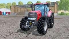 Case IH Puma 230 CVX wheels weights para Farming Simulator 2015