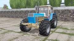 Zetor 12045 Crystal dual rear para Farming Simulator 2017