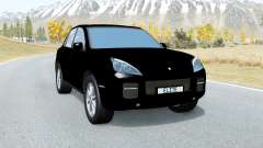 Porsche Cayenne Turbo S tuning para BeamNG Drive