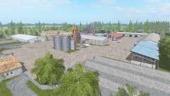 AgroFarm para Farming Simulator 2017