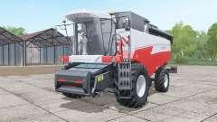 Akros 595 Más con opciones para Farming Simulator 2017