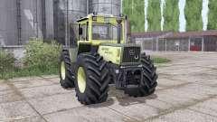 Mercedes-Benz Trac 1600 Turbo animation parts para Farming Simulator 2017