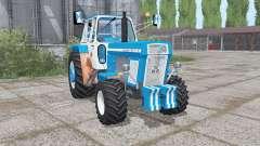Fortschritt Zt 303-E dual rear para Farming Simulator 2017