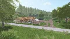 Upper Lusatia v1.1 para Farming Simulator 2017