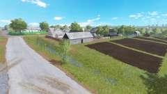 El pueblo de Berry v1.4.2 para Farming Simulator 2017