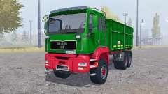 MAN TGA 3-axis 2000 para Farming Simulator 2013