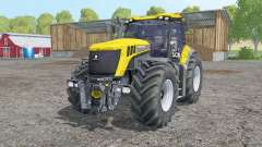 JCB Fastrac 8310 interactive control para Farming Simulator 2015