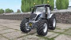 Valtra N134 Suomi 100 para Farming Simulator 2017