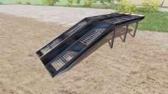 Verlade Rampe para Farming Simulator 2017