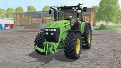 John Deere 7930 wheels weights para Farming Simulator 2015