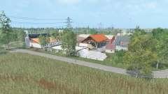 Enns Am Gebirge v3.0 para Farming Simulator 2015