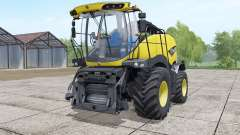 New Holland FR850 design selection para Farming Simulator 2017