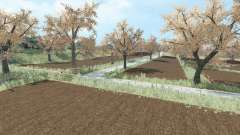 Typowa Polska Wies v3.0 para Farming Simulator 2015