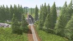Forestry Land para Farming Simulator 2017