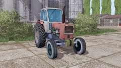 UMZ 6L gris rojo para Farming Simulator 2017
