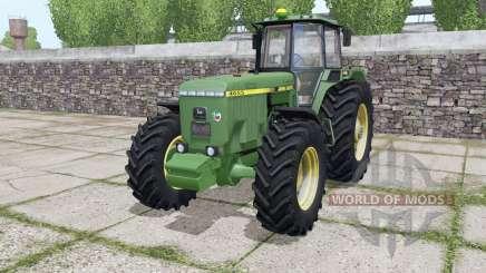 John Deere 4655 para Farming Simulator 2017
