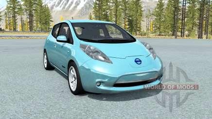 Nissan Leaf 2014 para BeamNG Drive