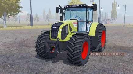 Claas Axion 950 2011 para Farming Simulator 2013