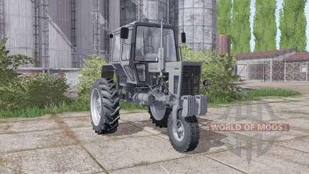 MTZ-80 multicolor para Farming Simulator 2017