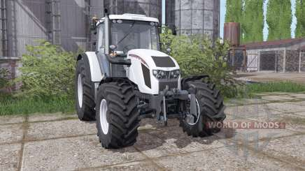 Zetor Forterra 130 HD white para Farming Simulator 2017