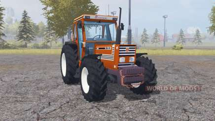 Fiatagri 100-90 front weight para Farming Simulator 2013
