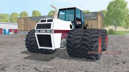 Case 4894 double wheels para Farming Simulator 2015