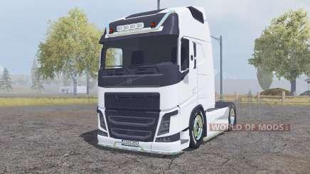 Volvo FH 750 Globetrotter XL cab 2014 para Farming Simulator 2013
