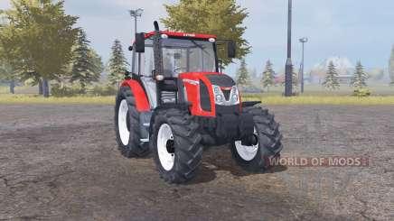 Zetor Proxima 100 front loader para Farming Simulator 2013