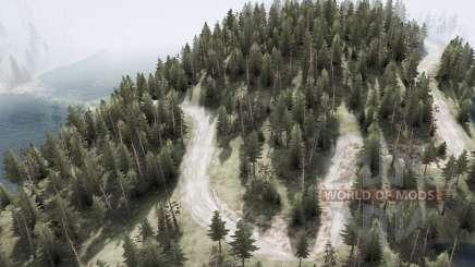 Snake road 2 para MudRunner