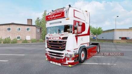 Scania R520 Sefospeed para Euro Truck Simulator 2