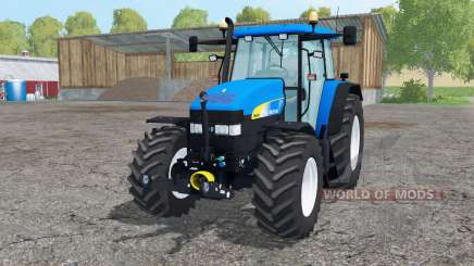 New Holland TM 175 animation parts para Farming Simulator 2015