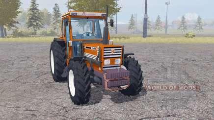 Fiatagri 110-90 DT front loader para Farming Simulator 2013