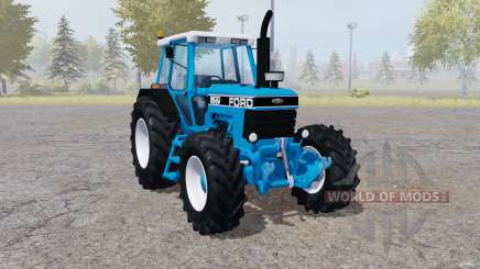 Ford 8630 Power Shift 4x4 para Farming Simulator 2013