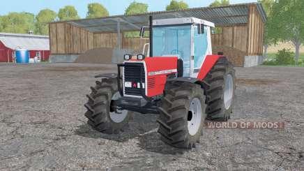 Massey Ferguson 3080 twin wheels para Farming Simulator 2015