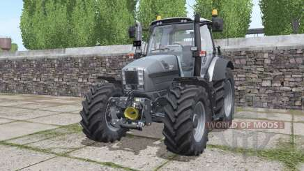 Same Fortis 240 selectable engine para Farming Simulator 2017