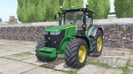 John Deere 7290R configure para Farming Simulator 2017