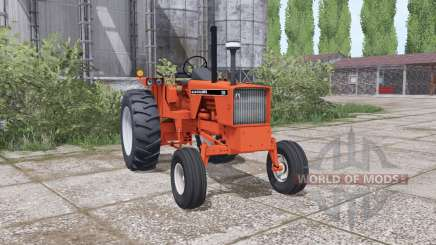 Allis-Chalmers 200 dual rear para Farming Simulator 2017