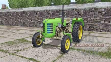 Zetor 3011 1960 para Farming Simulator 2017