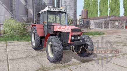 Zetor 16245 configure para Farming Simulator 2017