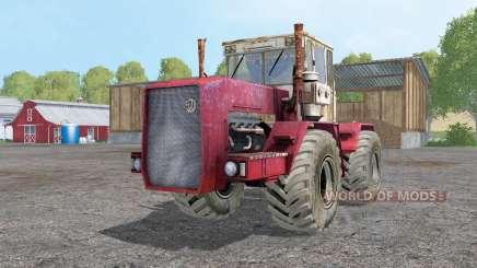 Kirovets K-710 ruedas duales para Farming Simulator 2015