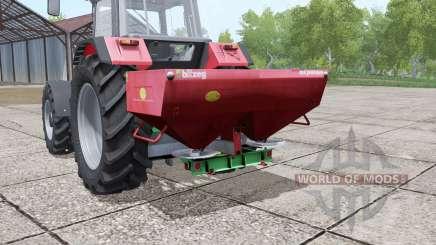 Unia MX 850 para Farming Simulator 2017