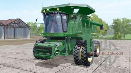 John Deere 9770 STS paired front wheels para Farming Simulator 2017
