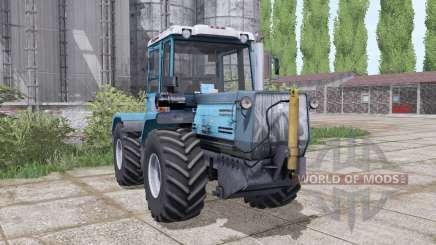 T-150K-09-25, con una hoja de para Farming Simulator 2017