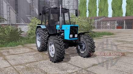 MTZ 82.1 de la animación de las partes para Farming Simulator 2017