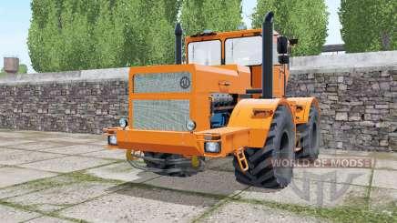 Kirovets K-701 con la elección del motor para Farming Simulator 2017
